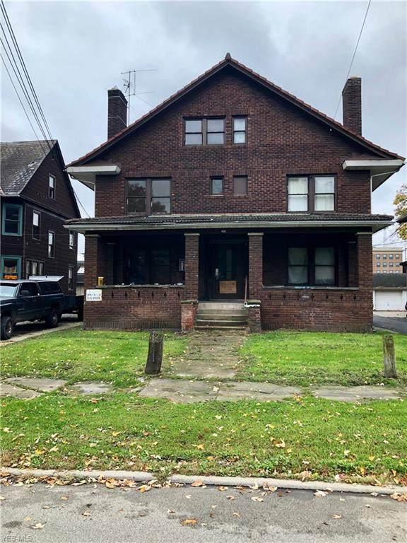 204 Porter Street NE, Warren, OH 44483 (MLS #4222134) :: RE/MAX Edge Realty