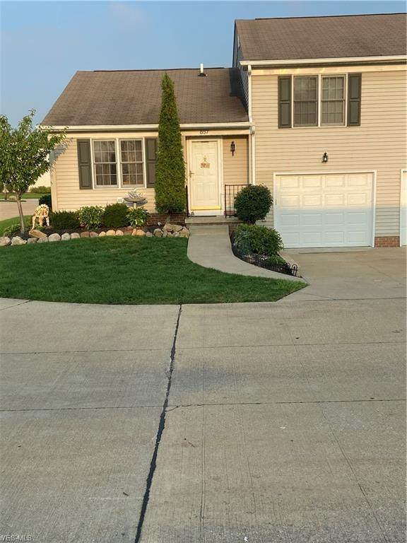 857 Quinebaug Court, Brunswick, OH 44212 (MLS #4222408) :: RE/MAX Trends Realty