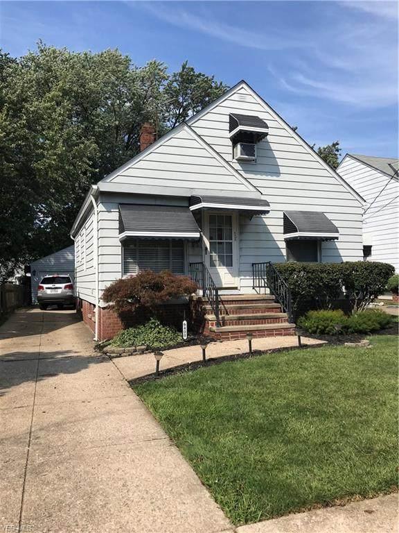 6400 Northcliff Avenue, Brooklyn, OH 44144 (MLS #4222669) :: Keller Williams Chervenic Realty