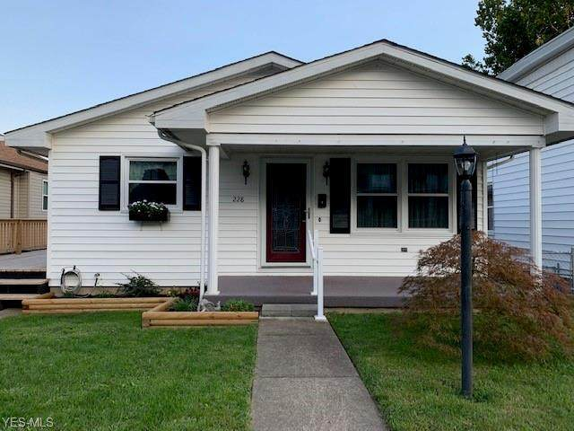 228 N 8th Street, Martins Ferry, OH 43935 (MLS #4222705) :: Krch Realty