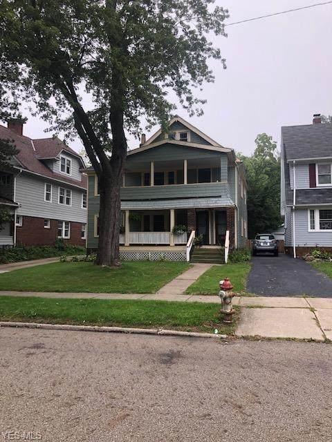 3221 Bradford Road, Cleveland Heights, OH 44118 (MLS #4222742) :: Keller Williams Chervenic Realty