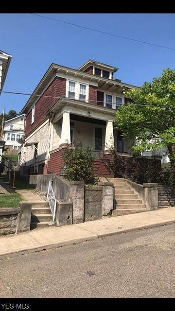 811 Euclid Avenue, Martins Ferry, OH 43935 (MLS #4222979) :: The Art of Real Estate
