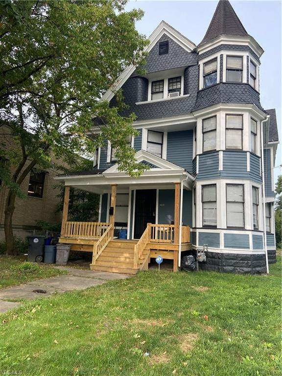 848 E 152nd Street, Cleveland, OH 44110 (MLS #4223374) :: RE/MAX Trends Realty
