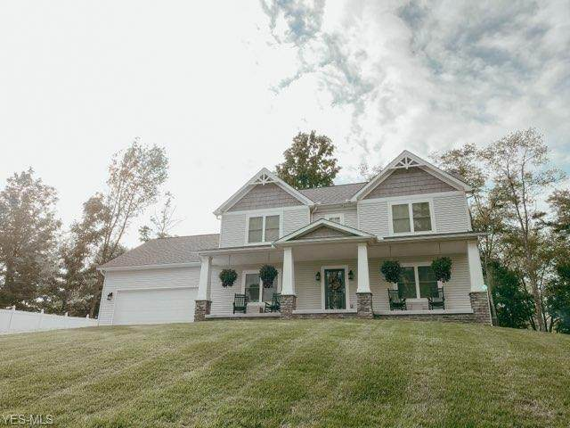 35721 Jagger Road, Barnesville, OH 43713 (MLS #4223409) :: The Holden Agency
