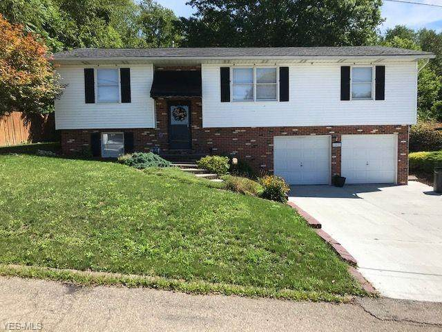 202 Sherwood Drive, Follansbee, WV 26037 (MLS #4223712) :: Keller Williams Chervenic Realty