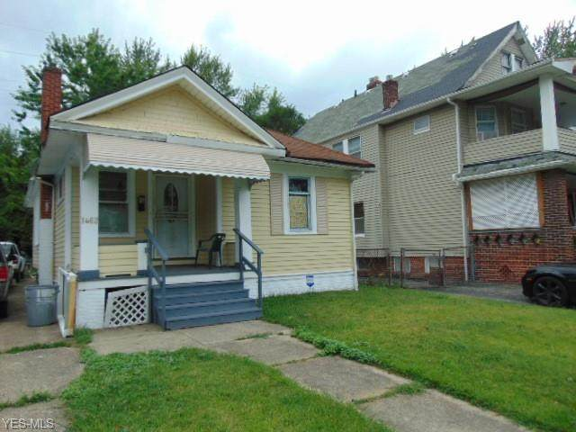 1462 East 133, East Cleveland, OH 44112 (MLS #4224261) :: Select Properties Realty