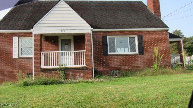 210 Church Avenue, Follansbee, WV 26037 (MLS #4224476) :: Keller Williams Chervenic Realty