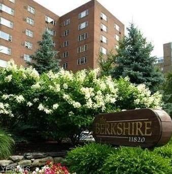 11820 Edgewater Drive #517, Lakewood, OH 44107 (MLS #4224552) :: Keller Williams Chervenic Realty