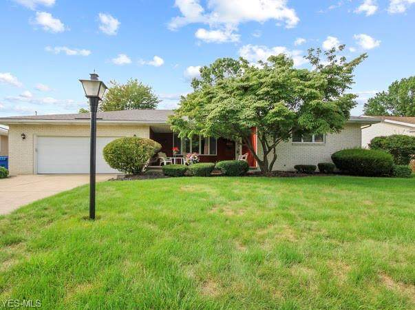 116 Rockyledge, Struthers, OH 44471 (MLS #4224693) :: RE/MAX Trends Realty