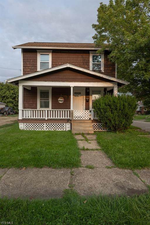 1124 Clarendon Avenue SW, Canton, OH 44710 (MLS #4224697) :: The Jess Nader Team | RE/MAX Pathway