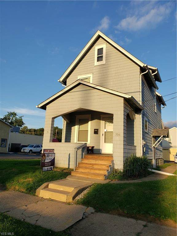 704 Parkview Street NE, Massillon, OH 44646 (MLS #4224814) :: RE/MAX Trends Realty