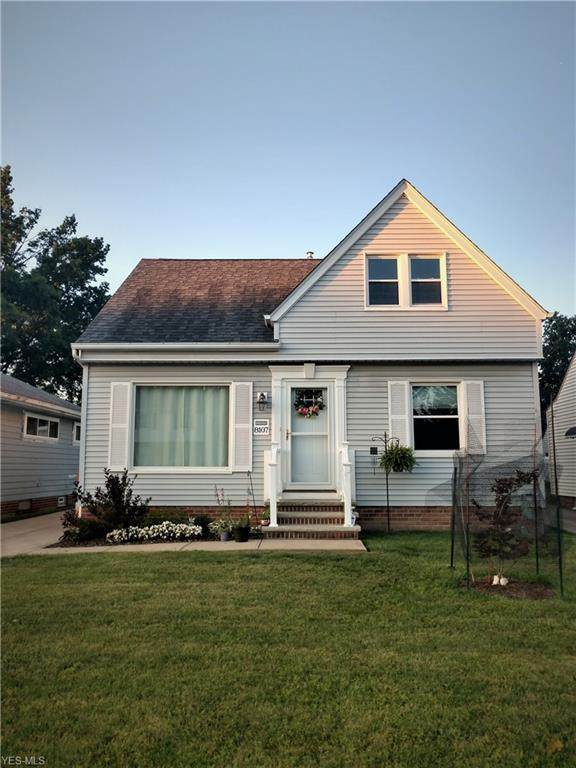8107 Covington Avenue, Cleveland, OH 44129 (MLS #4225188) :: The Holden Agency