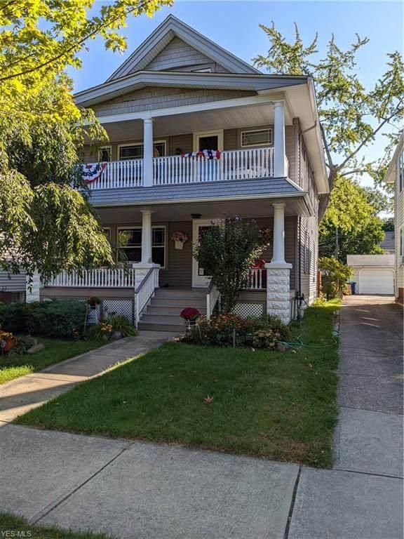 1311 Marlowe Avenue, Lakewood, OH 44107 (MLS #4225243) :: The Art of Real Estate
