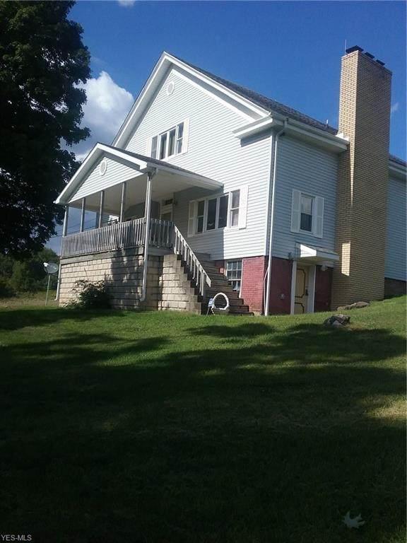 42101 Cadiz Dennison Road, Cadiz, OH 43907 (MLS #4225259) :: Keller Williams Chervenic Realty