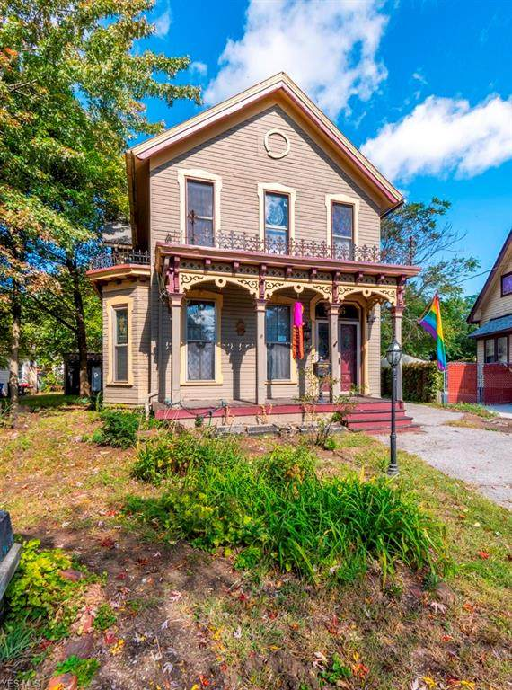 5506 Franklin Boulevard, Cleveland, OH 44102 (MLS #4225351) :: Krch Realty