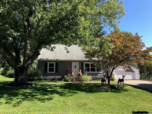 2434 Delaware Avenue SW, Canton, OH 44706 (MLS #4225387) :: RE/MAX Valley Real Estate