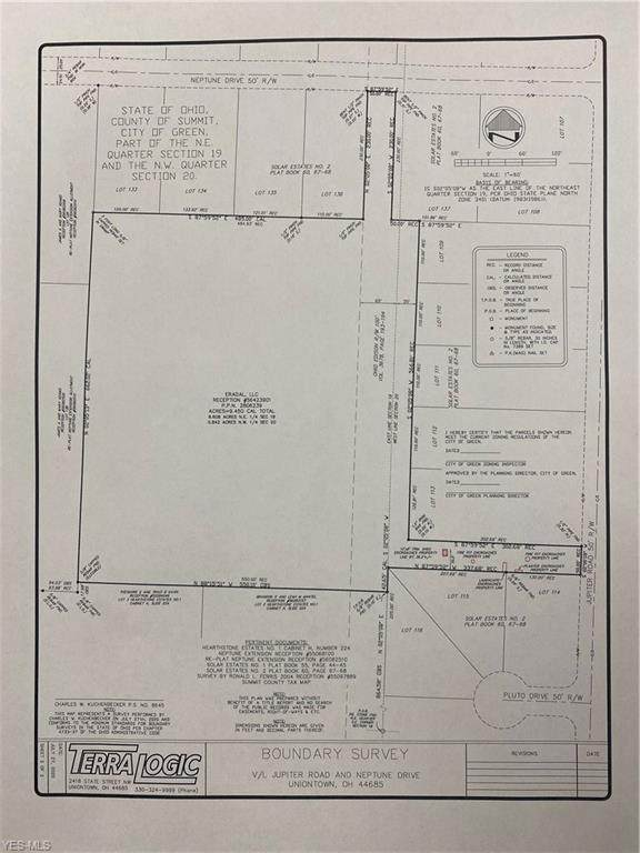 Caston Rd, Uniontown, OH 44685 (MLS #4225643) :: RE/MAX Valley Real Estate