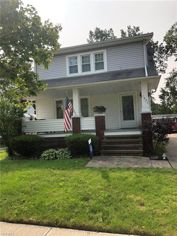 1627 Cook Avenue, Cleveland, OH 44109 (MLS #4226238) :: RE/MAX Trends Realty