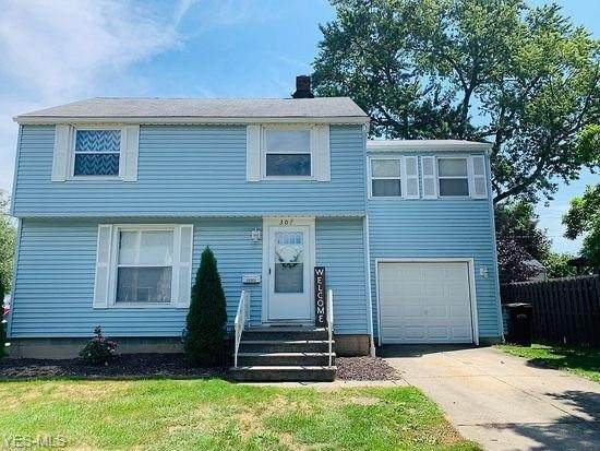 307 Hawthorne Street, Elyria, OH 44035 (MLS #4226306) :: RE/MAX Above Expectations