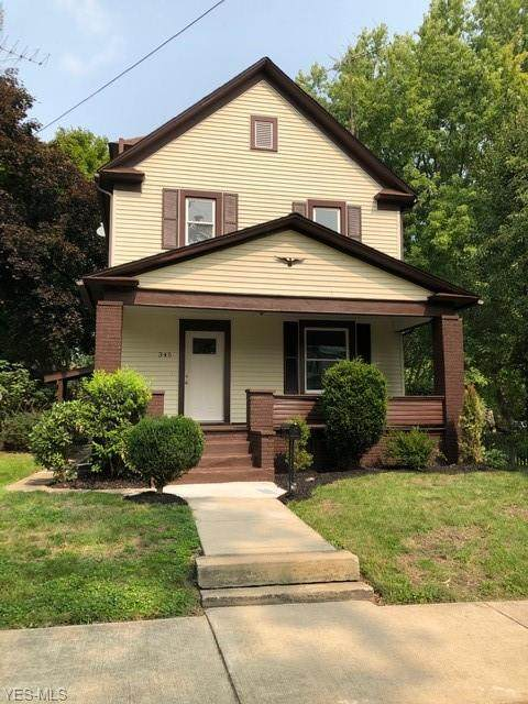 345 W Broadway Street, Alliance, OH 44601 (MLS #4226362) :: Keller Williams Chervenic Realty