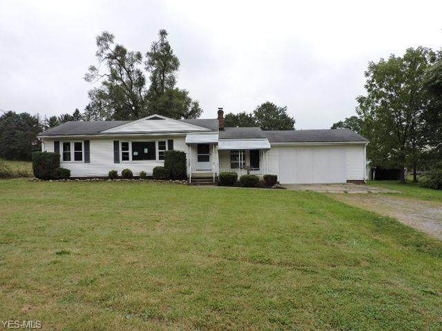 14439 Columbiana Canfield Road, Columbiana, OH 44408 (MLS #4226568) :: RE/MAX Valley Real Estate