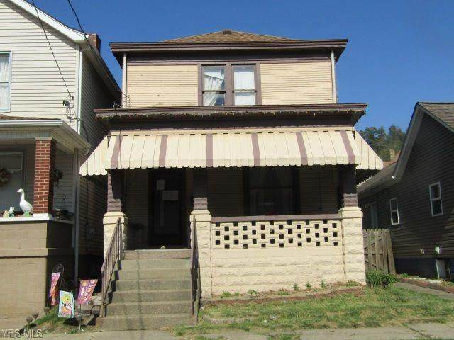 411 N Zane Highway, Martins Ferry, OH 43935 (MLS #4226611) :: Keller Williams Chervenic Realty