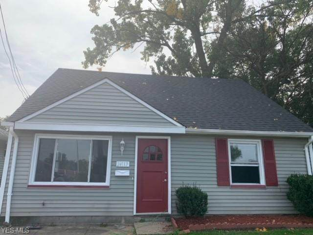 12413 Hirst Avenue, Cleveland, OH 44135 (MLS #4227107) :: The Art of Real Estate