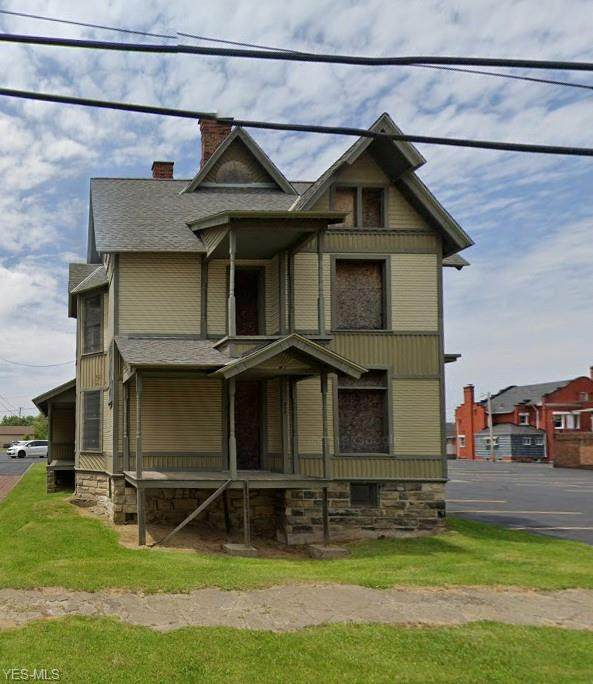 205 High Avenue SW, Canton, OH 44707 (MLS #4227210) :: Krch Realty