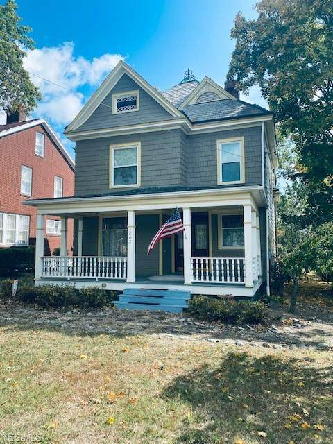 1602 Park Ave, Parkersburg, WV 26101 (MLS #4227710) :: The Holly Ritchie Team