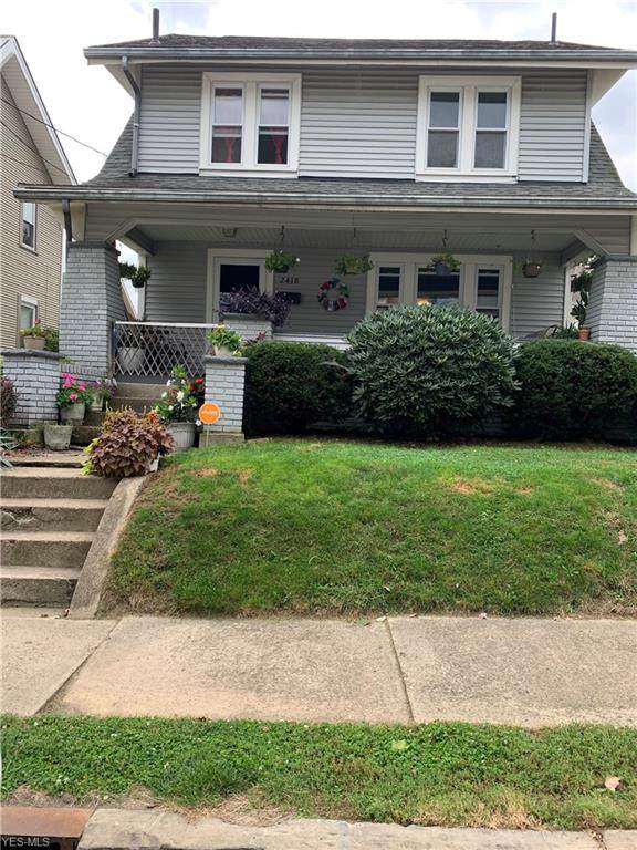 2418 7th Street NW, Canton, OH 44708 (MLS #4227825) :: Keller Williams Chervenic Realty