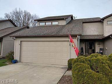 12293 Woodside Court B5, Strongsville, OH 44136 (MLS #4227932) :: The Holden Agency