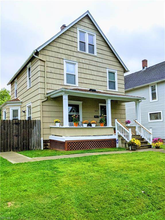 1812 Woodland Avenue NW, Canton, OH 44709 (MLS #4228418) :: RE/MAX Valley Real Estate