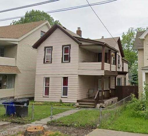 3010 Daisy Avenue, Cleveland, OH 44109 (MLS #4228788) :: The Holden Agency