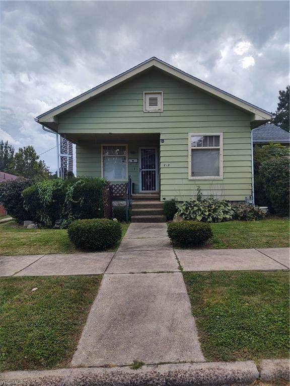 818 Harrison Avenue, Cambridge, OH 43725 (MLS #4229102) :: Krch Realty
