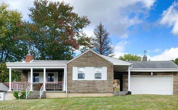 316 Carlisle Avenue, Mingo Junction, OH 43938 (MLS #4229374) :: The Crockett Team, Howard Hanna