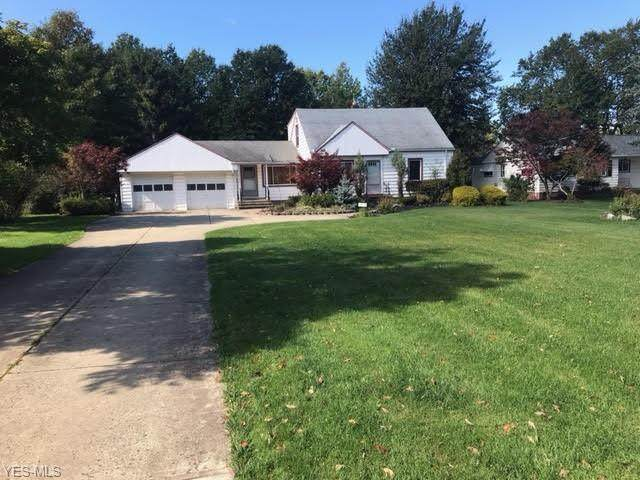 2460 Glenridge Road, Euclid, OH 44117 (MLS #4229495) :: The Art of Real Estate