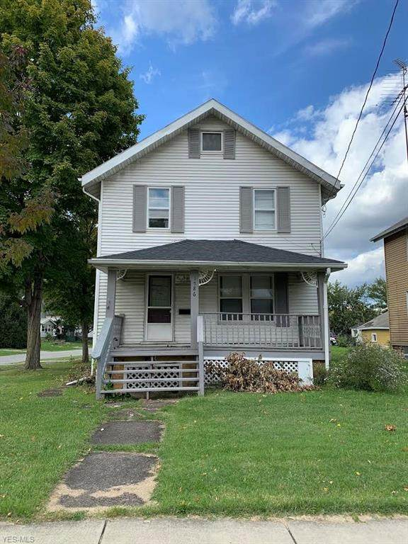 1586 Willard Avenue SE, Warren, OH 44484 (MLS #4229714) :: The Art of Real Estate