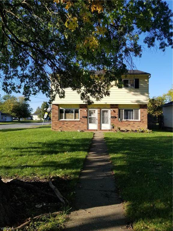 1601 E 33rd Street, Lorain, OH 44055 (MLS #4229841) :: The Holden Agency