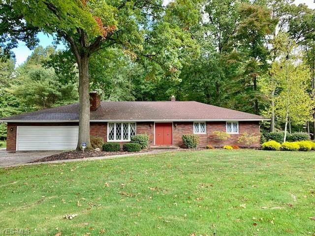 1710 Lucretia Drive, Girard, OH 44420 (MLS #4229851) :: The Holden Agency