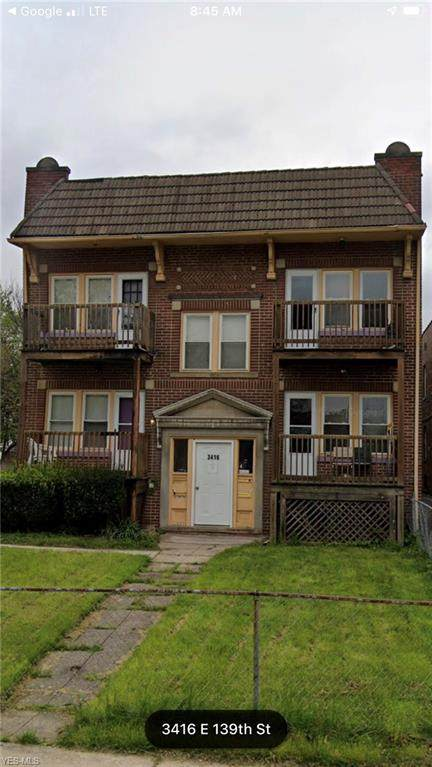 3416 E 139th Street, Cleveland, OH 44120 (MLS #4230269) :: Keller Williams Legacy Group Realty