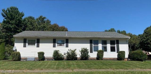 1005 Dogwood Avenue NE, North Canton, OH 44720 (MLS #4230309) :: The Holly Ritchie Team