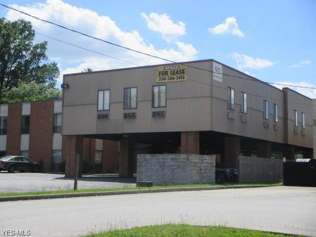 5211 Mahoning Avenue #110, Youngstown, OH 44515 (MLS #4230547) :: RE/MAX Valley Real Estate