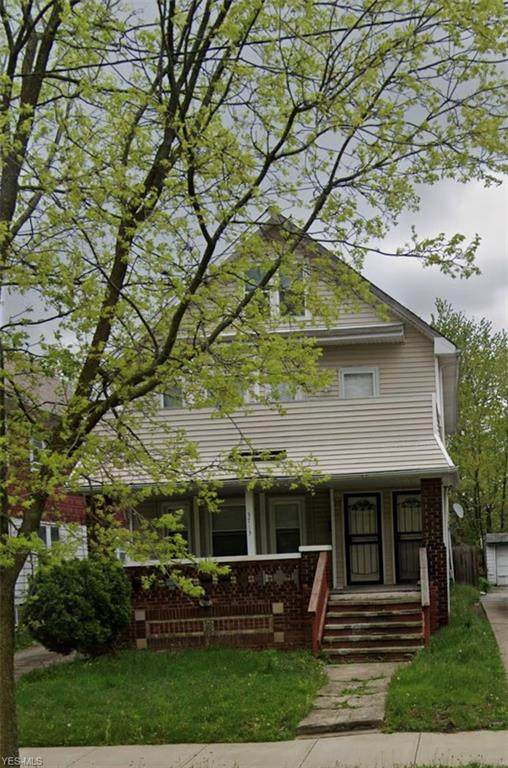 3713 E 151st Street, Cleveland, OH 44120 (MLS #4231006) :: The Art of Real Estate