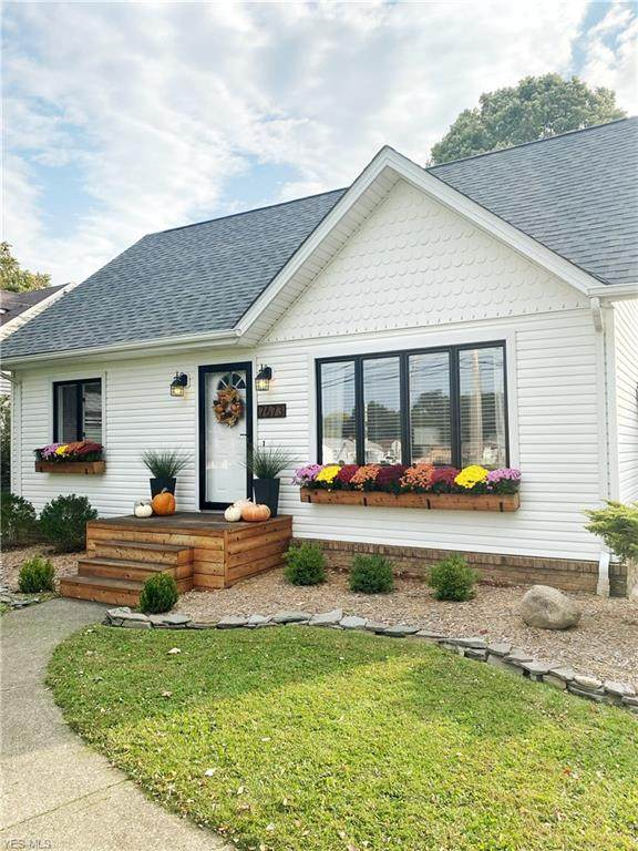 7673 North Lima Road, Poland, OH 44514 (MLS #4231065) :: The Art of Real Estate