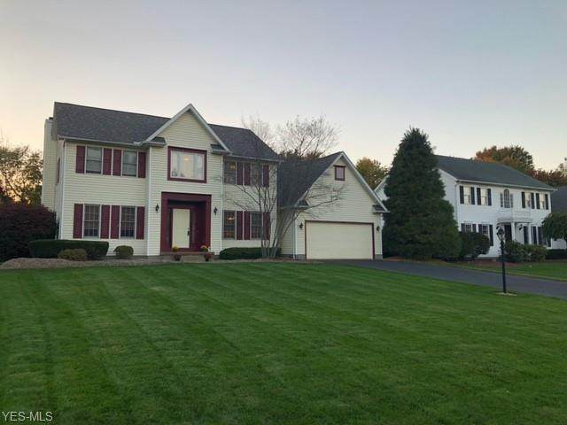 2064 Celestial, Warren, OH 44484 (MLS #4231324) :: The Holly Ritchie Team