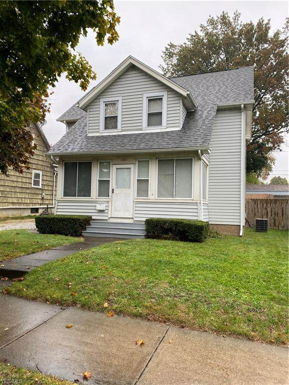 1385 Girard Street, Akron, OH 44301 (MLS #4232732) :: The Holly Ritchie Team