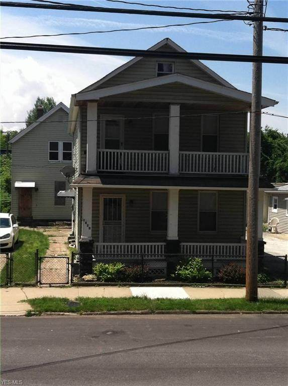 1420 E 33rd Street, Cleveland, OH 44114 (MLS #4232890) :: RE/MAX Trends Realty