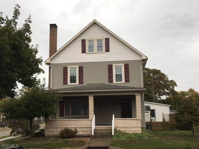 221 Park Avenue NW, New Philadelphia, OH 44663 (MLS #4232999) :: Krch Realty