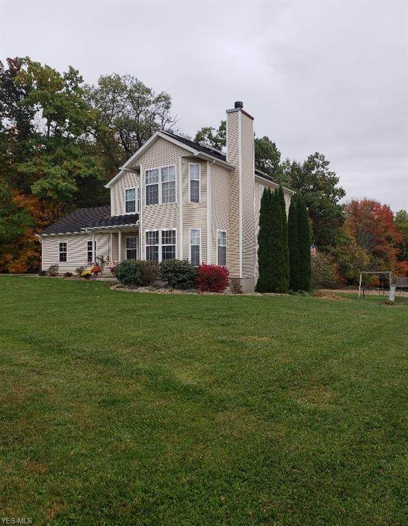 31991 State Route 172, Hanoverton, OH 44423 (MLS #4233488) :: Select Properties Realty