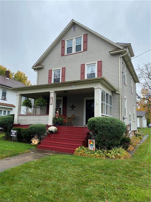 523 Alice Street, East Palestine, OH 44413 (MLS #4233734) :: RE/MAX Valley Real Estate